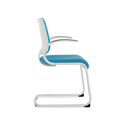 InTouch Cantilever chair | Visitors chairs / Side chairs | Dauphin