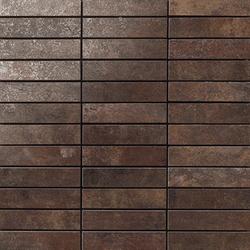Metal titanium lappato mosaico | Metallmosaike | Apavisa