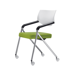 JoinMe Four-legged chair | Multipurpose chairs | Dauphin