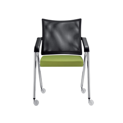 JoinMe Four-legged chair | Chairs | Dauphin