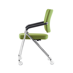 JoinMe Four-legged chair | Sedie multiuso | Dauphin
