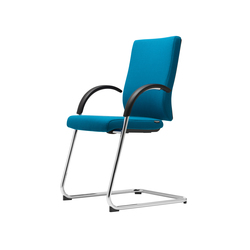 @Just2 operator Cantilever chair | Visitors chairs / Side chairs | Dauphin