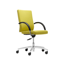 @Just2 comfort Conference swivel chair | Sedie conferenza | Dauphin