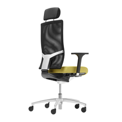 @Just2 mesh Swivel chair | Sedie girevoli dirigenziali | Dauphin