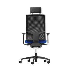 @Just2 mesh Swivel chair | Management chairs | Dauphin