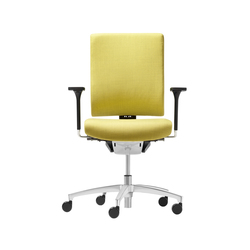 @Just2 comfort Conference swivel chair | Sillas de oficina | Dauphin