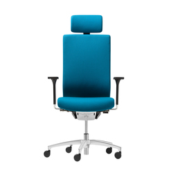 @Just2 comfort Swivel chair | Sedie girevoli dirigenziali | Dauphin