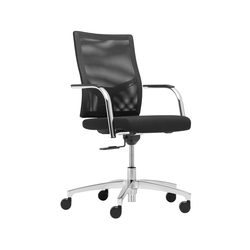 @Just2 mesh Conference swivel chair | Chaises de travail | Dauphin