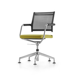 Lordo Conference swivel chair | Chairs | Dauphin