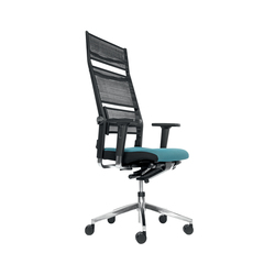 Lordo advanced Swivel chair | Chaises de travail | Dauphin