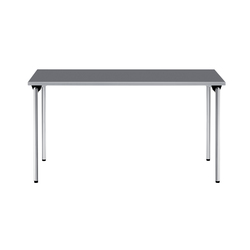 Plenar2 basic Four-legged table | Contract tables | Dauphin