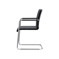 Plenar2 conference Cantilever chair | Sillas de visita | Dauphin