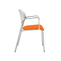 Previo Four-legged chair | Multipurpose chairs | Dauphin