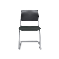 Previo Cantilever chair | Chaises polyvalentes | Dauphin