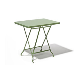 Flip balcony and dining table | Cafeteria tables | Richard Lampert