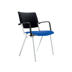 Sento Four-legged chair | Visitors chairs / Side chairs | Dauphin