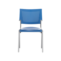 Sento Four-legged chair | Sillas multiusos | Dauphin