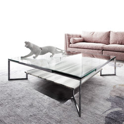 Paso Doble | Coffee tables | Erba Italia