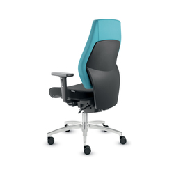 High End Task Chairs With Armrests Pivot In Or Out Adjustable