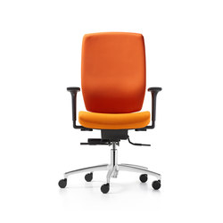 Shape elan Swivel chair | Sillas de oficina | Dauphin