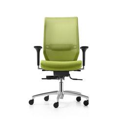 Shape mesh Swivel chair | Office chairs | Dauphin