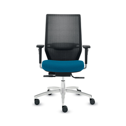 Shape mesh Swivel chair | Task chairs | Dauphin