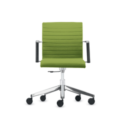 Siamo conference Swivel chair | Visitors chairs / Side chairs | Dauphin