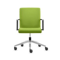 Siamo conference Swivel chair | Chairs | Dauphin
