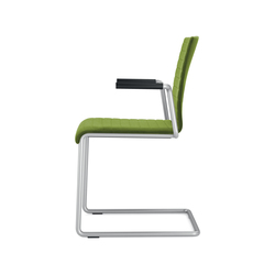 Siamo conference Cantilever chair | Visitors chairs / Side chairs | Dauphin