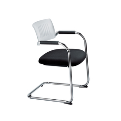 Teo 1 Cantilever chair | Visitors chairs / Side chairs | Dauphin