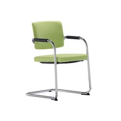 Teo 2 Cantilever chair | Sedie visitatori | Dauphin