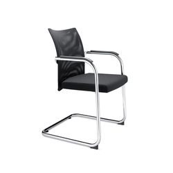 Teo 2 Cantilever chair | Visitors chairs / Side chairs | Dauphin