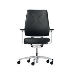 X-Code premium soft Swivel chair | Sillas de oficina | Dauphin