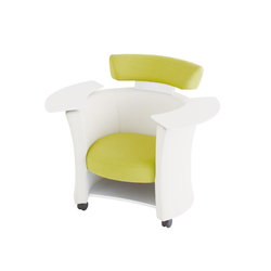 C+Smart | Lounge-work seating | Kokuyo