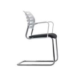 X-Code Cantilever chair | Visitors chairs / Side chairs | Dauphin