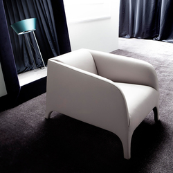 Opale leather | Sillones lounge | Erba Italia