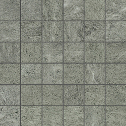 Burlington green natural mosaico | Ceramic mosaics | Apavisa