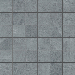 Burlington grey natural mosaico | Ceramic mosaics | Apavisa