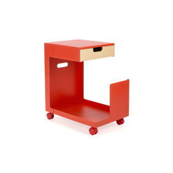 Ed Mobile Pedestal | Cassettiere | L&Z