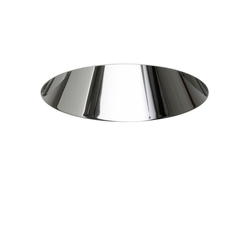 TriTec Recessed luminaire, round Lens wall washer | Spots | Alteme
