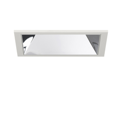 TriTec Recessed luminaire, square Lens wall washer | Flood lights / washers | Alteme