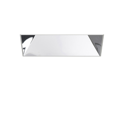 TriTec Recessed luminaire, square Lens wall washer | Spotlights | Alteme