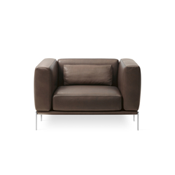 Model 1343 Piu Fauteuil | Armchairs | Intertime