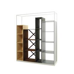 Industry | Office shelving systems | Casamania