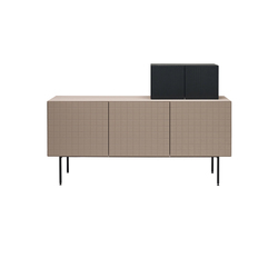 Toshi Lay-on Cabinet | Caissons | Casamania