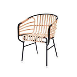 Raphia | Restaurant chairs | CASAMANIA-HORM.IT