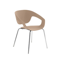 Vad Four-leg chair | Chaises polyvalentes | CASAMANIA-HORM.IT