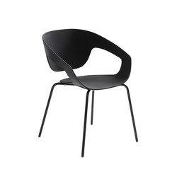 Vad Four-leg chair | Multipurpose chairs | Casamania