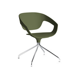 Vad Swivel chair | Sillas para restaurantes | CASAMANIA-HORM.IT