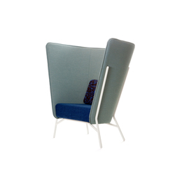 Aura Chair L | Sessel | Inno